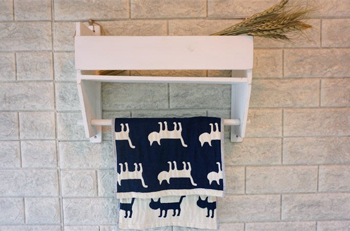 ZAKKA毛巾置物櫃/浴室置物櫃(5折出清)