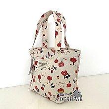 【YOGSBEAR】台灣製造 C 防水袋 手提袋 環保袋 手提包 手拿包 餐袋 便當袋 水餃包 拉鍊包 YG02