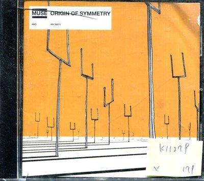 *真音樂*MUSE / ORIGIN OF SYMMETRY 歐版 二手 K11279 (下標賣)