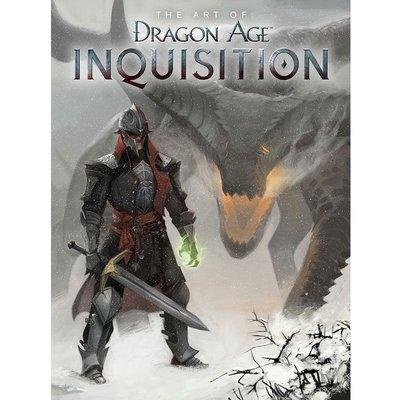 龍騰世紀設定集(平裝版) 英文原版 The Art of Dragon Age: Inquisition 可搭配龍騰世紀審判龍騰世紀起源