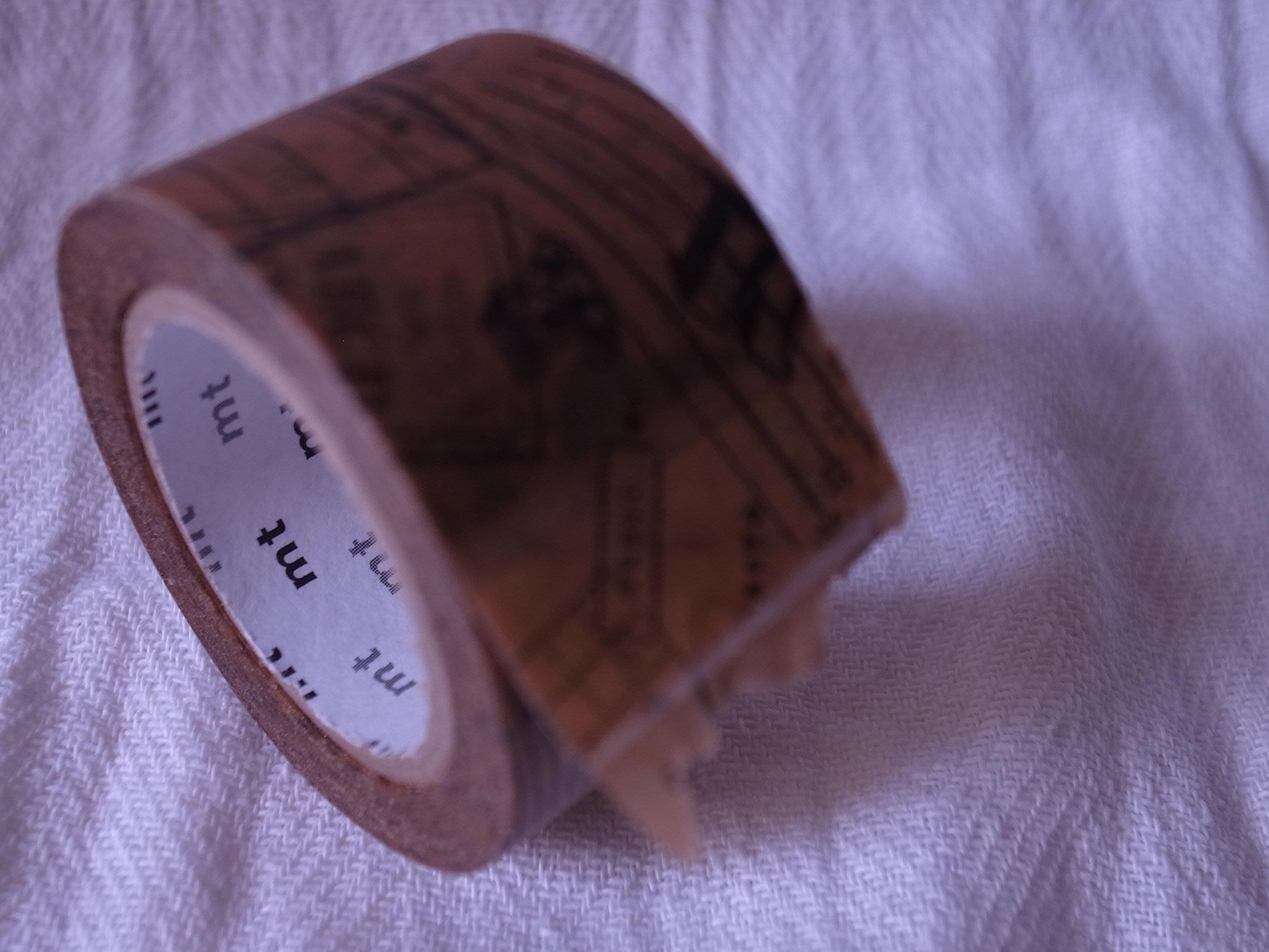 mt紙膠帶 Masking Tape/ Limited Edition/ 印刷物