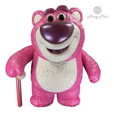 【一年保固】DISNEY 正版授權 - 15吋 玩具總動員 熊抱哥 USB LED 造型燈