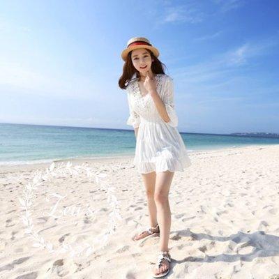 【ZEU'S】春夏海灘風甜美度假洋裝『 03119607 』【現+預】C