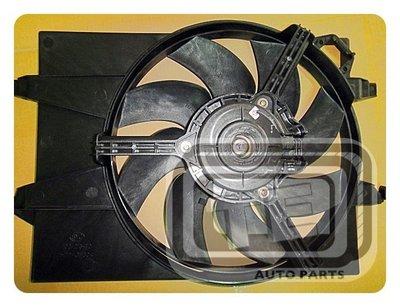 【TE汽配通】FORD 福特 FIESTA 06-07年 水扇總成 水箱風扇 日本馬達 台製外銷件