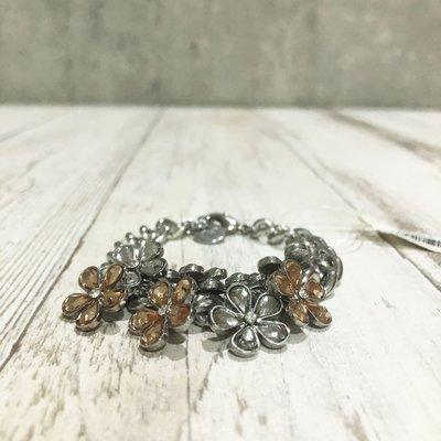 Maple麋鹿小舖 Abercrombie&Fitch * AF 水鑽寶石設計手鍊 * ( 現貨 )
