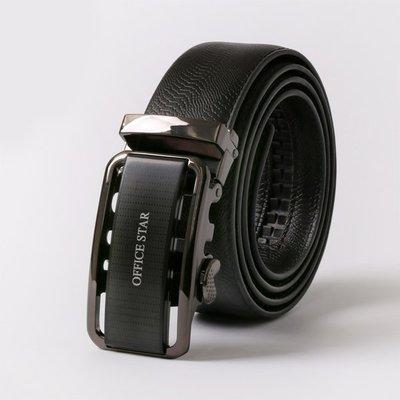 【92654】自動扣質感皮帶