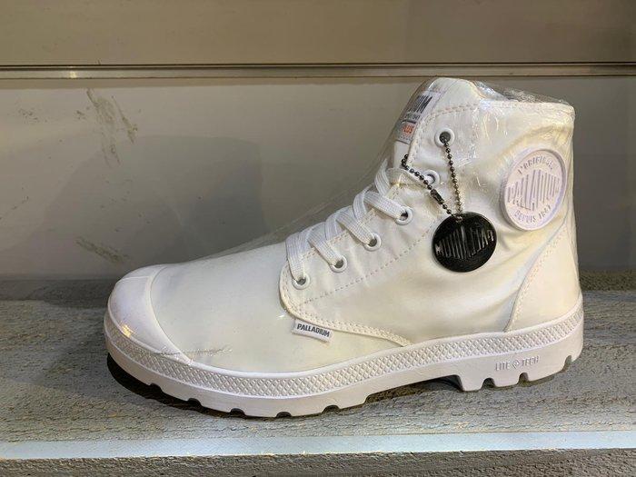 南◇2019 6月 PALLADIUM PAMPA PUDDLE LITE  白色 高筒靴子 防水 男女76117100
