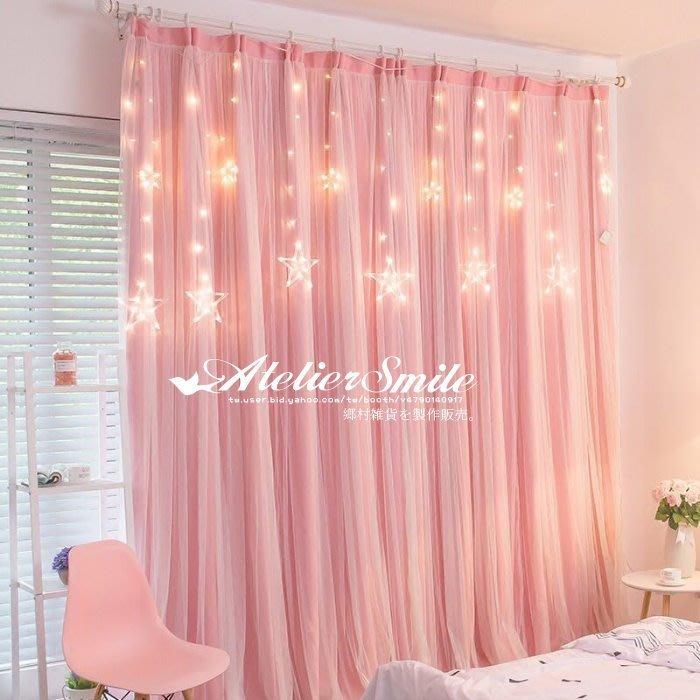 [ Atelier Smile ] 鄉村雜貨 櫥窗派對 布置裝飾 LED 大星星 線燈 220V 現貨特價 #免運