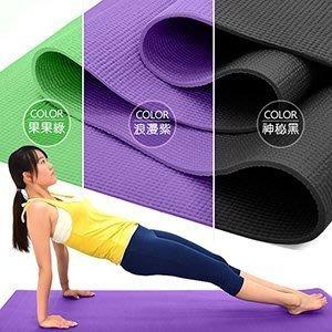 健身6MM瑜珈墊PVC運動墊遊戲墊訓練止滑墊防滑墊寶寶爬行墊軟墊睡墊野餐墊地墊子沙灘墊D030-YJD07⊙哪裡買⊙