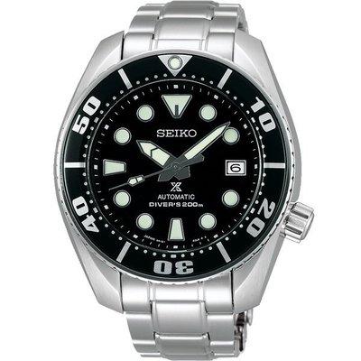 SEIKO PROSPEX SCUBA 200米潛水機械錶(SBDC031J)-45mm 6R15-00G0K