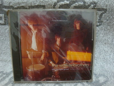 9  THE WALKER BROTHERS   after the lights go out 進口版