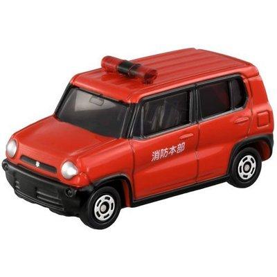 4165本通 TM#106 SUZUKI 消防車 4904810156680 下標前請詢問