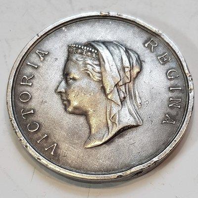 英國銀章1885 UK International Inventions Exhibition Medal.