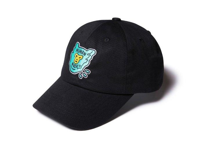 全新商品 Human Made Dolphin Twill Cap 彎帽簷 限定 聯名款 帽子 老帽