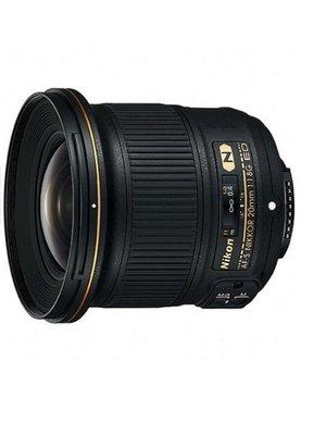 【柯達行】Nikon AF-S 20m...