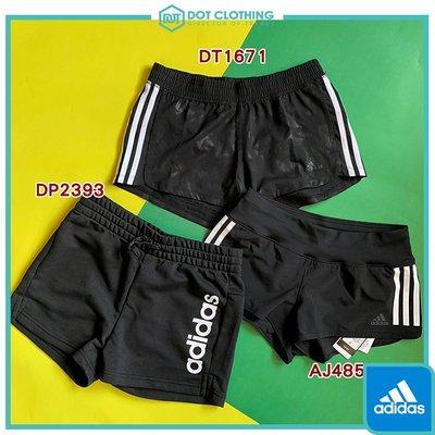 DOT聚點 ADIDAS 黑白 三線 健身 跑步 熱褲 休閒 運動短褲 女款 AJ4851 DT1671 DP2393