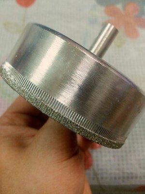 鑽孔器90mm 玻璃鑽孔器 玉石用鑽孔器