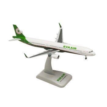 長榮航空 A321 1:200飛機模型
