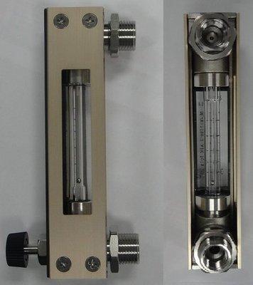 空氣 液體 氣體SUS316不鏽鋼 玻璃浮子式流量計轉子式面積式化工腐蝕 AIR 流體Flowmeter不銹鋼