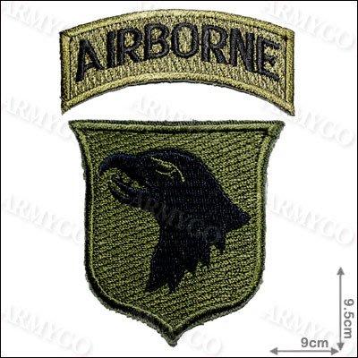 【ARMYGO】美軍101空降師(綠色版)