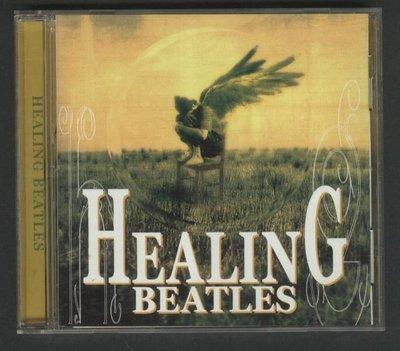 ///李仔糖CD唱片*2001年日本版.古典音樂HEALING BEATLES二手CD(m11)