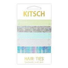 【KITSCH】美國品牌 正貨現貨  手繩 髮帶 兩用髮圈 生日禮物 髮飾 尼龍 多色 禮物 自用