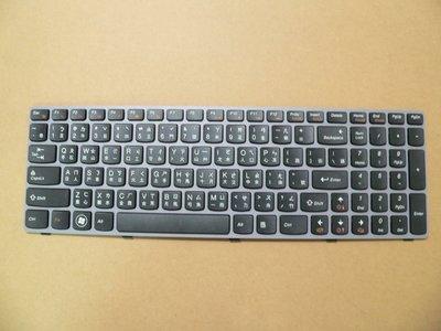 聯想 Lenovo 中文鍵盤 Y570 Keyboard