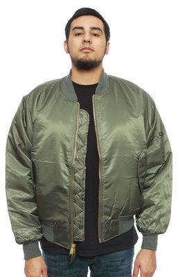 Loyalty Shop_Rothco - MA-1 Flight Jacket 軍綠色 軍用 飛行外套 現貨