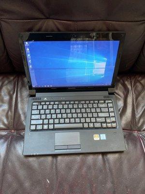 Core™ i7 Lenovo 筆記電腦,8G 記憶體,240G  固態硬盤 + 320GB 機械硬盤,妙速開機關機