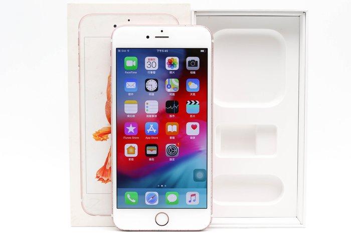 【高雄青蘋果3C】APPLE IPHONE 6S PLUS 64GG 64GB 玫瑰金 5.5吋  #38313
