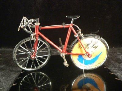 乖乖@賣場~早期 合金自行車打火機 造型打火機 腳踏車~擺飾 擺件~(BN557)