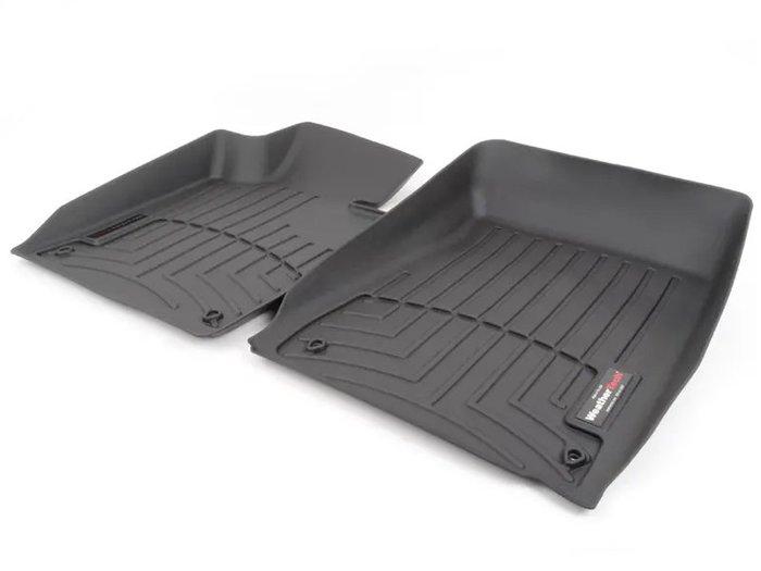 【樂駒】Wheather Tech BMW F32 全天候 天然 橡膠 腳踏墊 全覆式 包覆式 防水