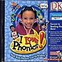 我愛拼音 DK- I Love Phonics 多媒體軟件1CD...