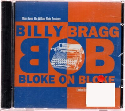 Billy Bragg 比利布雷格 Bloke On Bloke | 再生工場 03