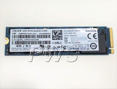 ~~SanDisk A400 NVMe 512G 512GB PCIE SSD~~