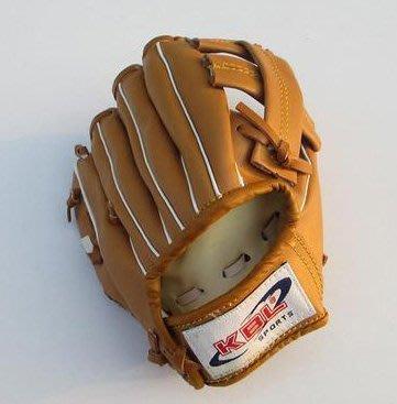 【棒球手套-左手-8英寸-PVC皮-1個/組】適合3-7歲小朋友兒童棒球手套小朋友練習棒球手套-56005