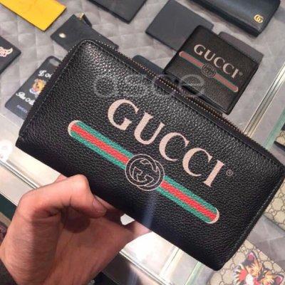免運 | Gucci 新款腰帶LOGO長夾