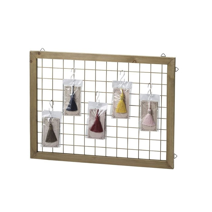 《齊洛瓦鄉村風雜貨》日本zakka雜貨 日本Paseo網狀掛架 多功能掛架 壁掛展示架 擺放展示架