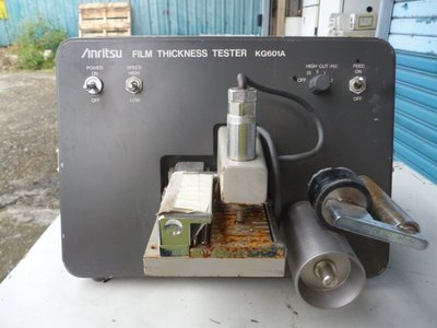 Anritsu KG601A FILM THICKNESS TESTER