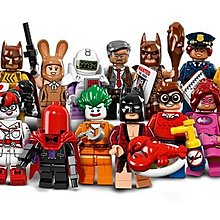 (bear) 全新現貨 樂高 LEGO 71017 The LEGO Batman Movie 全套20隻