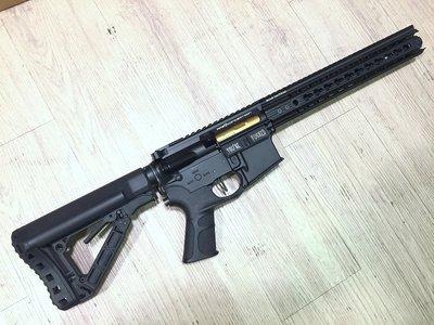 二手寄賣商品 9成新 APS BOAR 電槍步槍 初速140