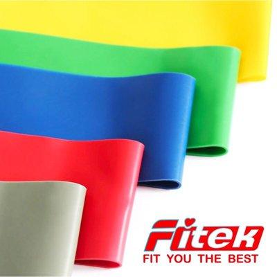 【Fitek健身網】現貨MINI BAND[整套五入]天然乳膠阻力圈/彈力圈瑜珈帶/環狀彈力帶迷你彈力帶