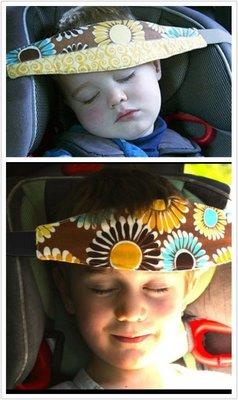 兒童安全座椅頭部固定輔助帶安全座椅安全帶睡覺神器睡覺用品塞車必備固定頭部午睡坐車