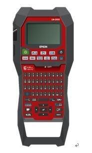 【 全新含稅】EPSON LW-Z900 可攜式標籤機 (隨機內附 -工程用工具箱 -內建標籤帶一捲 -USB傳輸線 -