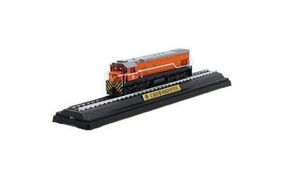 【專業模型 】 鐵支路 NS3509 柴電機車紀念車  R100型橘色