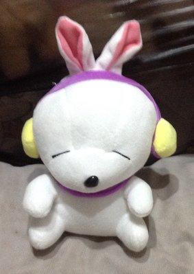 全新戴耳機賤兔