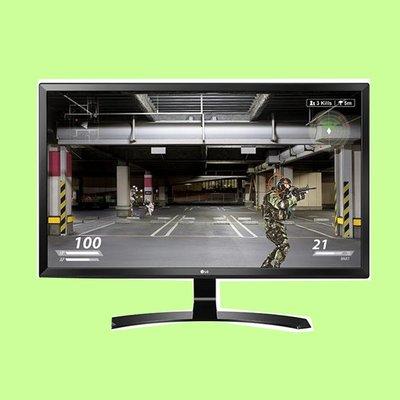 5Cgo【捷元】LG 24UD58-B (4K) 23.6吋(16:9寬) AH-IPS高級電競液晶顯示器  三年保固