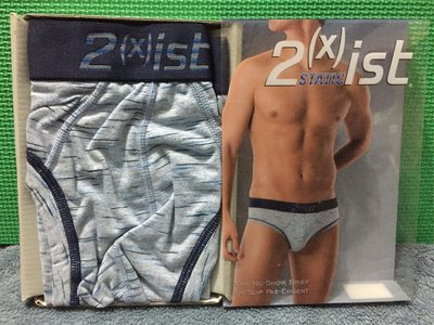 2(X)ist STATIC One No-Show Brief UnSlip Pas-Evident (三角款)