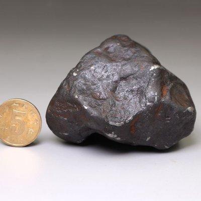 保真阿根廷Campo del Cielo鐵隕石原石隕鐵天鐵擺件天然隕石284克,標價為基本價,具體咨詢賣家