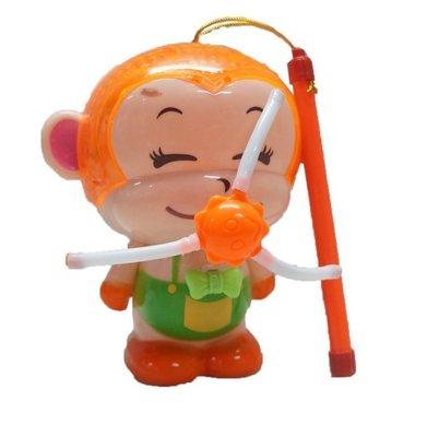 佳佳玩具 ----- 猴子風車 燈光 音樂 旋轉棒 燈籠 元宵節【CF126864 】